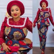 30 Exceptional Ankara Skirt And Blouse Styles To Wear To Church On Sunday