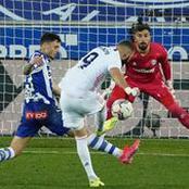 Le Real Madrid profite de l'innocence d'Alavés pour  gagner et mieux se placer dans le classement.