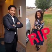 Condolences pour in for Mbuyiseni Ndlozi as his sister has passed on.