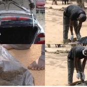 Suspected Dispatch Rider Allegedly Caught With 2 Human Heads In Ondo State