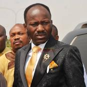 Apostle Suleman Speaks Again, See What He Posted Online Some Hours Ago That Got People Talking