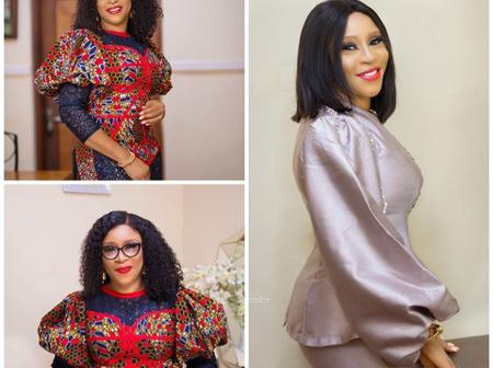 Ozo showers his mom with accolades as he celebrates her on her 55th Birthday.