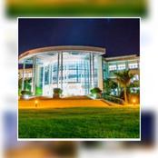 USIU's Beautiful Library Photos