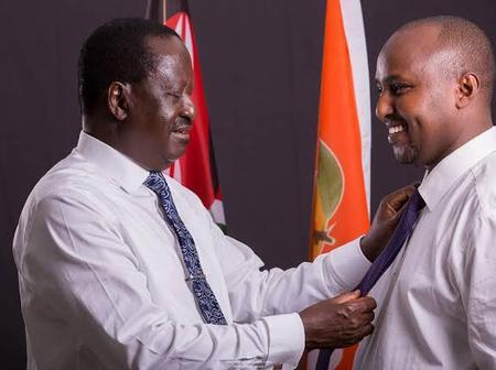 Junet Mohamed Attacks Senator Isaac Mwaura