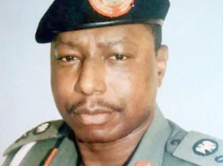 Meet General Ibrahim Babangida's former Aide De Camp who died in a plane crash
