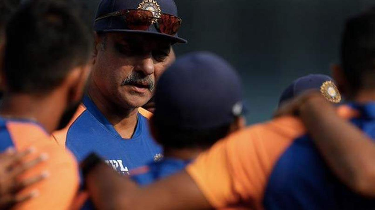 """""""Rules Changed Midway But..."""": Shastri On India Retaining No.1 Test Rank"""