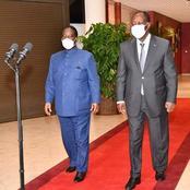 Côte d'Ivoire : Ouattara et Bédié renouent avec le dialogue, la santé d'Hamed Bakayoko évoquée