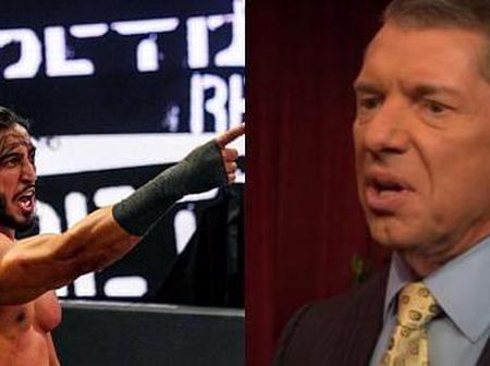 Mustafa Ali Comments On WWE Pulling Advertised RETRIBUTION Segment From RAW