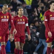 Premier League: 5ème défaite d'affilée à Anfield, plus rien ne va pour les Reds de Liverpool
