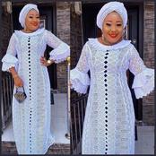 Mothers, Check Out These 50 Latest White Outfits For You To Rock Out On Mothering Sunday