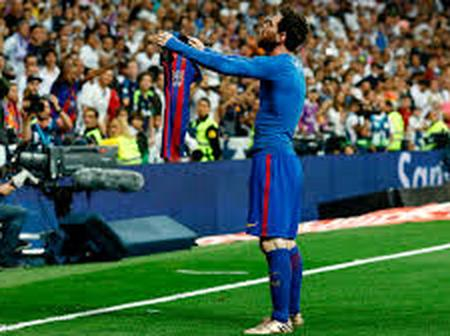Lionel Messi leads Barca squad list for El Clasico as Griezmann & Pique in- see the full squad