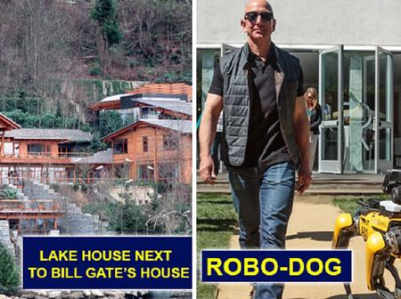 9 Super Expensive Things Owned By Jeff Bezos