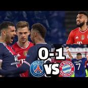 Pourquoi le PSG s'est qualifié face au grand Bayern Munich ce jour là ?