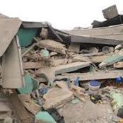 Abobo : un immeuble s'effondre, 3 blessés graves