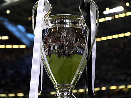 See 3 English Teams Chasing The UEFA Champions League Trophy This Season.