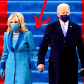 Why Did Joe Biden Request for A Blue Carpet Instead Of A Red One [Photos]