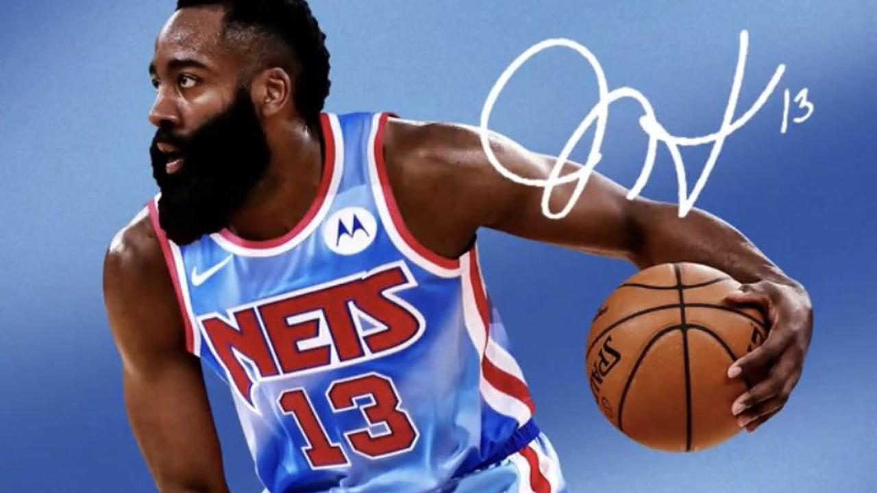 James Harden confident as Nets enter championship run with 'Big Three'