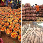 Check Out The Price Of Tomato and Other Foodstuff In Nigeria Today, 4/3/2021