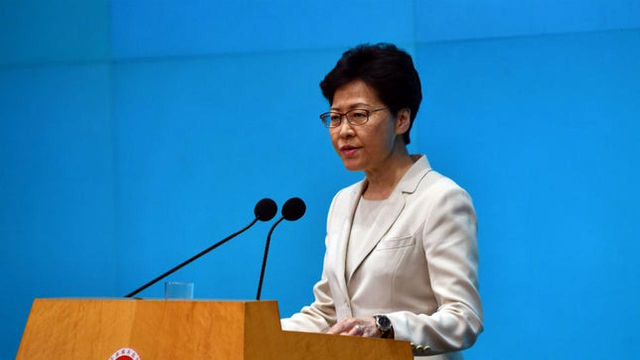 Hong Kong leader: City government 'fully welcomes' electoral changes
