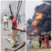 Today's Headlines: Explosion Hits Lagos Community, 1 Dies As 2 Rival Cultists Clash In Bayelsa