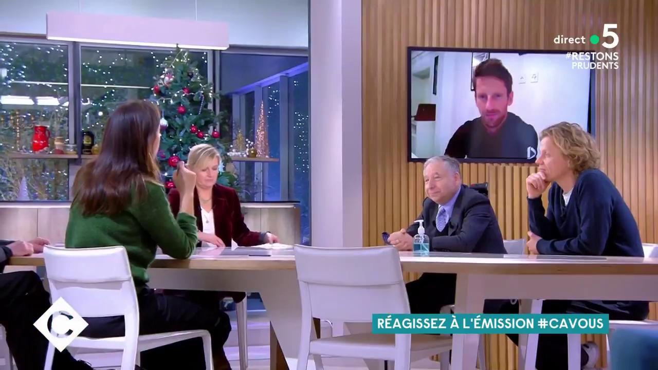 Michael Schumacher : Anne-Elisabeth Lemoine émue par les confidences de Jean Todt