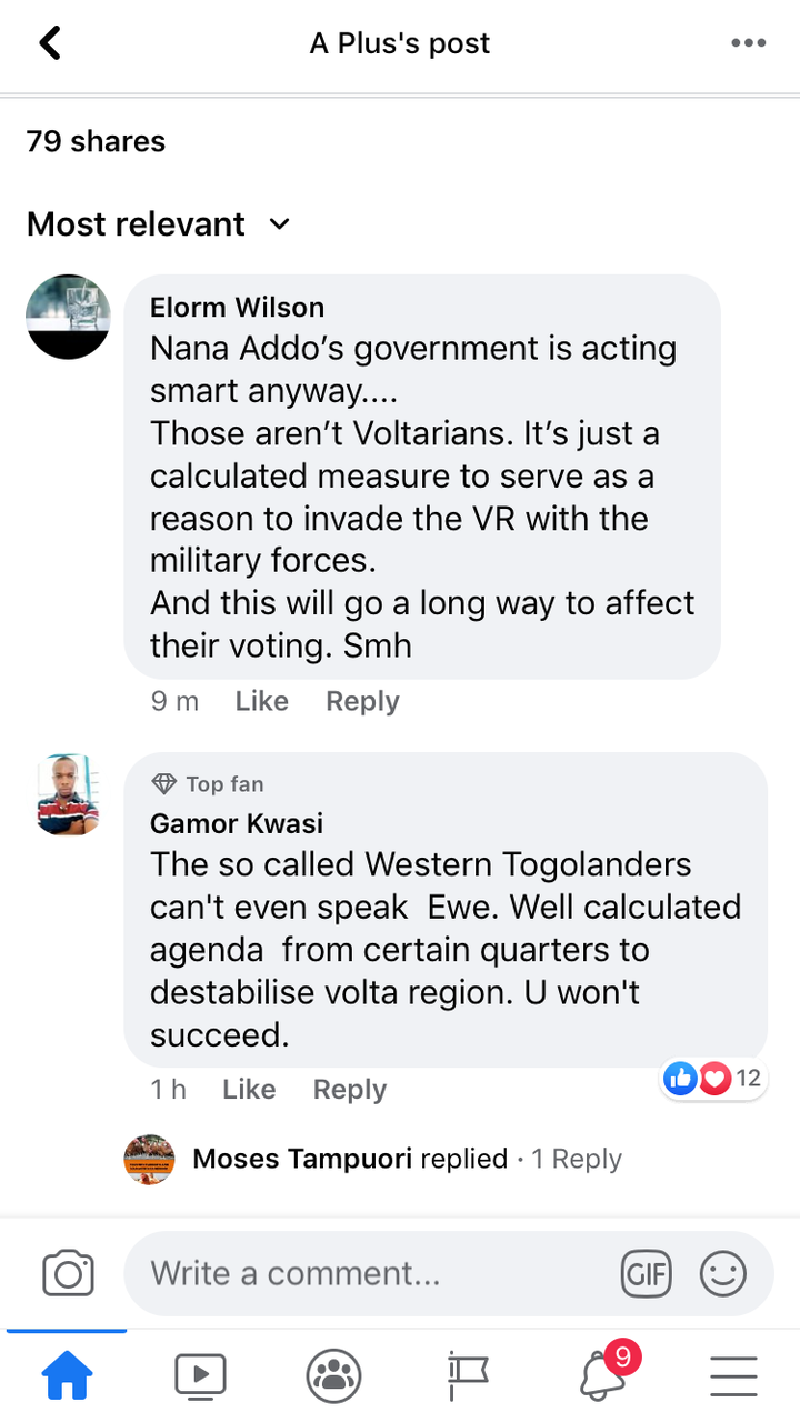 27df34ef2664e1a7fd3be44c38cf3f42?quality=uhq&resize=720 - Ghanaians Blame Nana Addo For The Actions Of The Supposed Western Togoland Societies