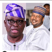 Ganduje's Aide, Yakasai Is A Hero Of Our Democracy, His Sack Will Make Him Rise Politically- Fayose