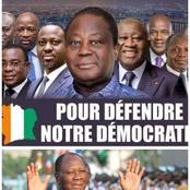 Alassane Ouattara cède à une partie des revendications de l'opposition, la victoire à portée de main