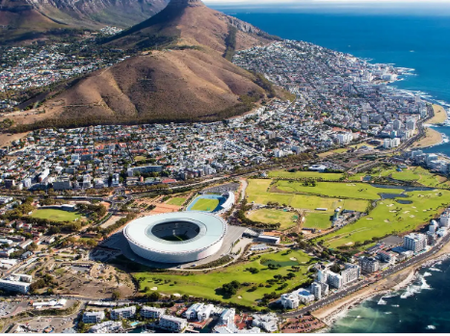 Best places you can visit in South Africa