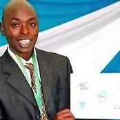Grass To Grass! Poor University Student Who Invented The Multi Billion Mpesa Money Transfer Service