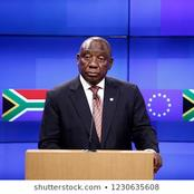 Good News For All Mzansi Women As Cyril Ramaphosa Sends This Wonderful Message To Them.