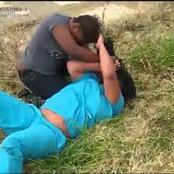 Man beats his girlfriend, broke her arm