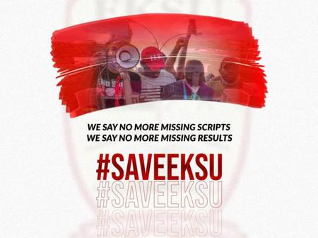 #SaveEKSU: Ekiti state University management speak on issue of missing scripts and results