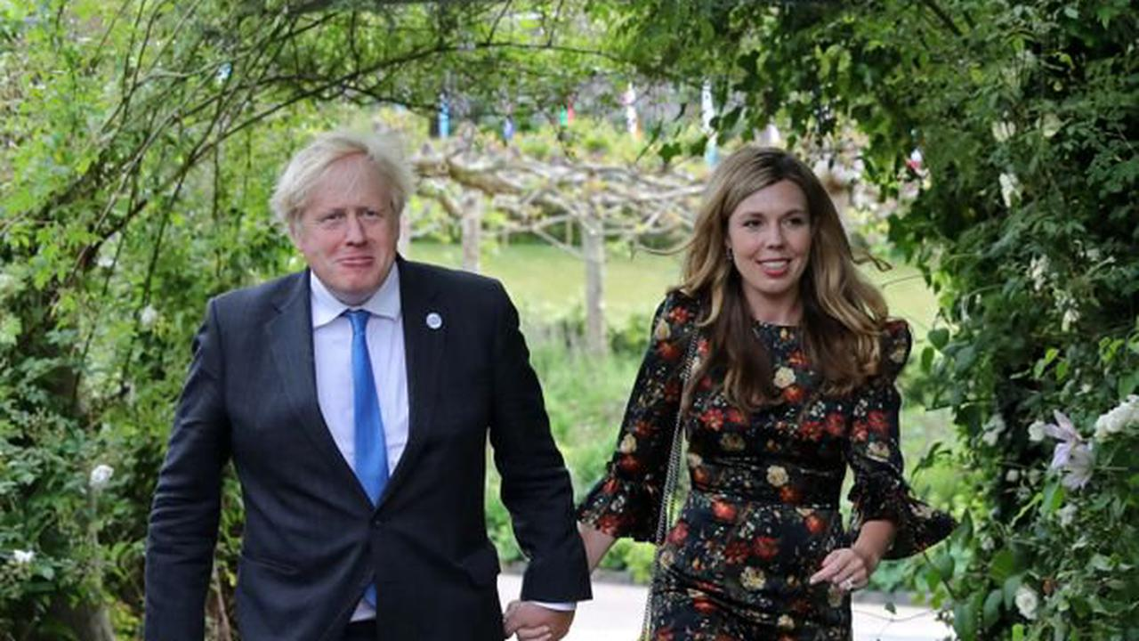Boris And Carrie Johnson Expecting Second Child Together