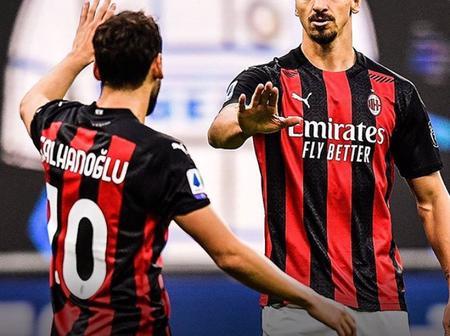 Iniesta, Modric and Usain Bolt react after Zlatan Ibrahimovic calls himself Milan God (photo)
