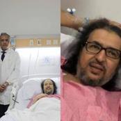 غيبوبة وثلاث جلطات في الدماغ.. حكاية حزينة للفنان خالد سامي