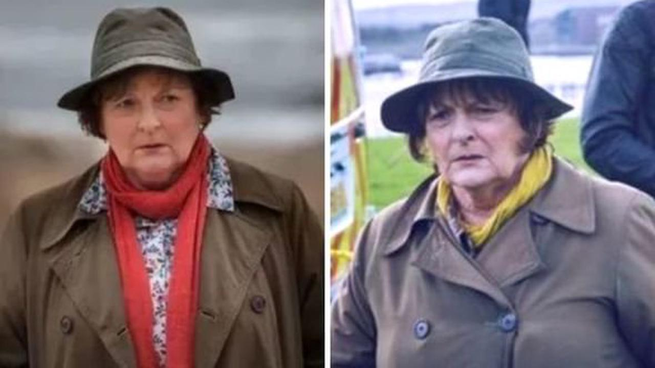 Vera star Brenda Blethyn on visitor not allowed on set 'Couldn't get anything done'
