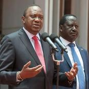 Uhuru Convenes a Meeting In State House To Discuss The Following After Alleged Handshake Fallout