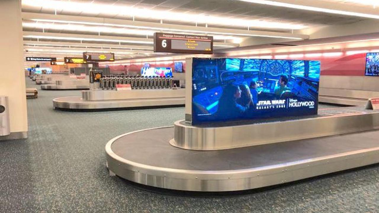 Today Expected to be Busiest Day of this Holiday Season at Orlando International Airport