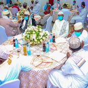 Hon. Aden Duale Attends The Colourful Marriage (Nikkah) Ceremony Of His Nephew In Garissa Town