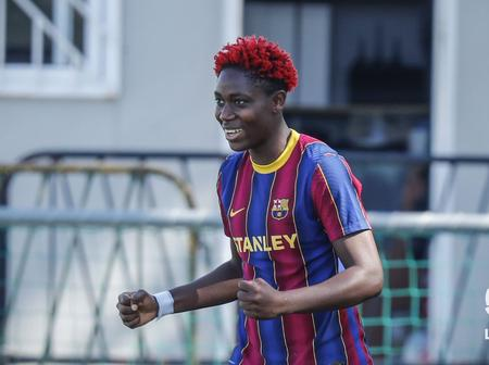 Oshoala, 49 Others Nominated for UEFA Women Fans' Team of the Year