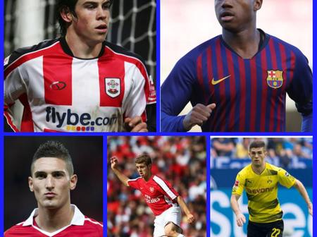 5 young players who deserve to win MOTM award but were not given because of their age.