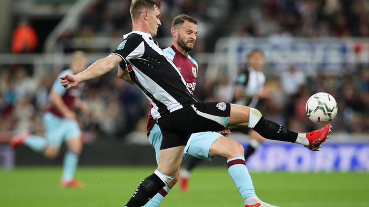 Burnley defender Erik Pieters hoping the Clarets' Carabao Cup tie can be the catalyst for change