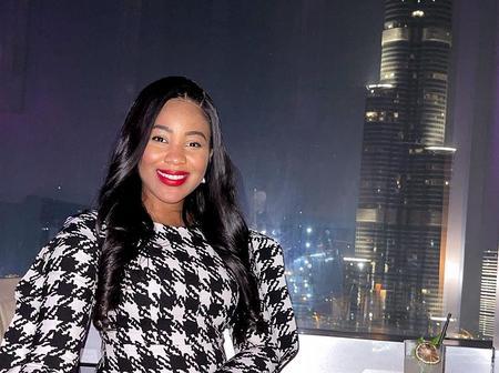 Bbnaija Star Erica Shares Stylish Photos From Her Vacation In Dubai