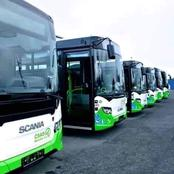 La SOTRA s'offre plusieurs bus du constructeur suédois Scania