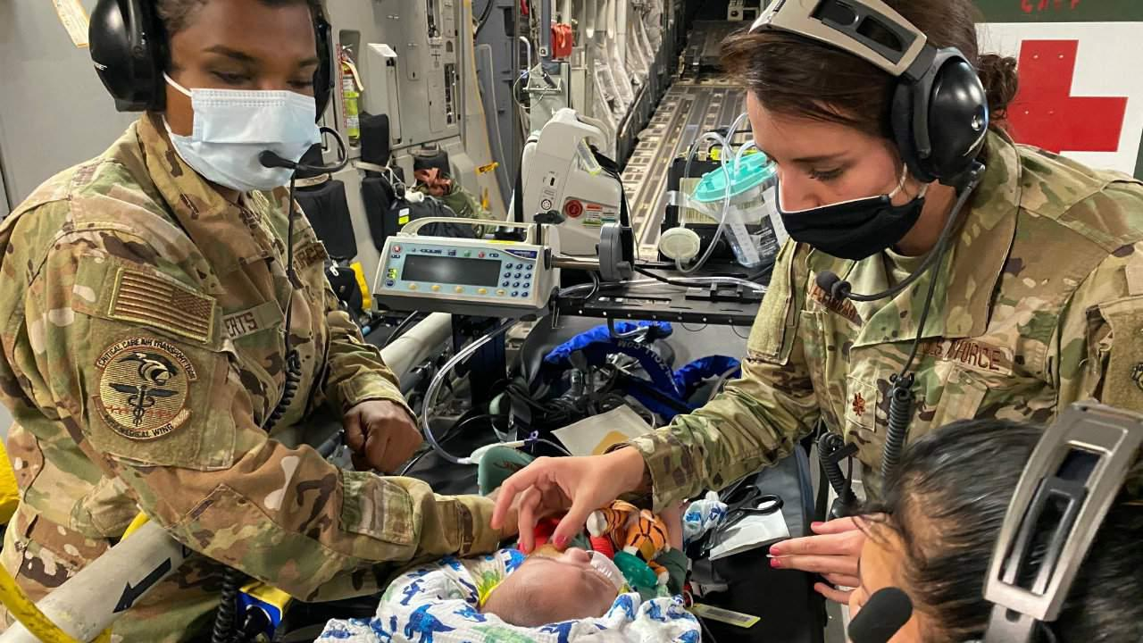 Brooke Army Medical Center to transfer pediatric patients to preserve COVID effort