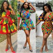 33 Ankara Short Gowns Ladies Can Rock To Any Occasion
