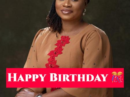 Charlotte Osei Is 52 Years Old Today, Check Out What She Has Achieved (Photos)