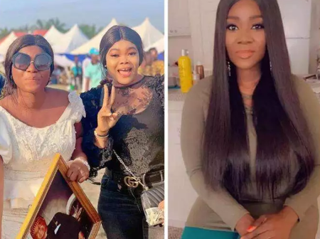 See Mercy Johnson's Reply To The Praises Destiny Etiko Showered On Her For Turning Up At Her Event