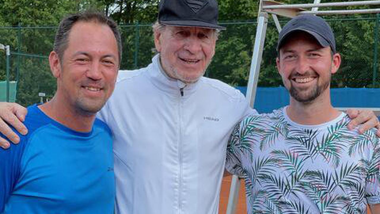 Tennis im Netzballverein:: Früherer Davis Cup Coach und Team-Manager der Bundesligamannschaft des Rochusclubs Düsseldorf Detlev Irmler verstärkt Trainer-Team des Netzballvereins